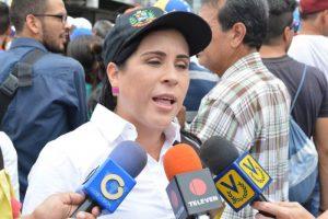 Larissa González denunció que en Tucupita los fallecidos por la COVID-19  son trasladados sin ningún tipo de seguridad