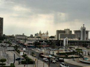 Pronostican nubosidad abundante y precipitaciones en gran parte del país
