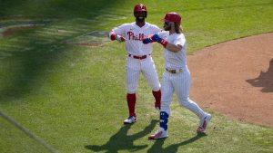 (#MLB) Phillies sorprendieron con importante victoria sobre Yankees