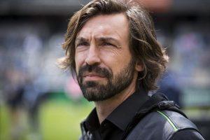 Andrea Pirlo estará al mando de la Juventus en las próximas dos temporadas