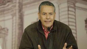 Alcalde José Vicente Rangél Ávalos también se contagió de COVID-19