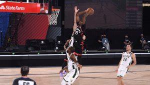 (#NBA) Raptors derrotan a unos Bucks sin Antetokoumpo; Suns ganan y encienden aún más la lucha en el Oeste