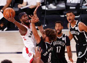 (#NBA) Raptors inician defensa del título con triunfo cómodo ante Nets