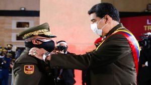 Néstor reverol pasa a ser el primer general en jefe en la historia de la Guardia Nacional