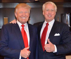 Falleció Robert Trump, hermano del presidente de Estados Unidos