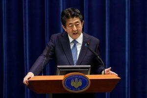 Dimite el primer ministro japonés Abe al empeorar su salud
