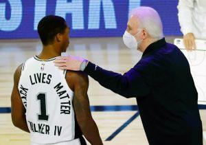Los Spurs son eliminados de «playoffs» por primera vez en 23 años