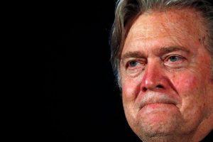 Bannon, arquitecto de triunfo Trump en 2016, es acusado de estafa por muro EEUU-México
