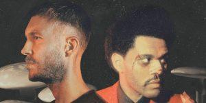 «The Weeknd» y Calvin Harris, se unen en el nuevo sencillo «Over now»