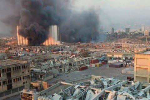 Venezuela se solidariza con el Líbano ante la tragedia de Beirut