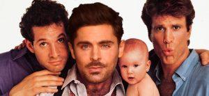 Zac Efron protagonizará la nueva versión de «Three Men and a Baby»