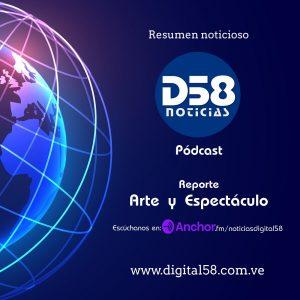 Reporte Arte y Espectáculo 22.08.20 (Pódcast)