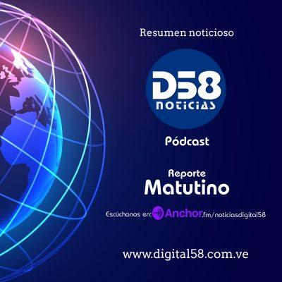 Reporte Matutino 26.10.21 (Pódcast)