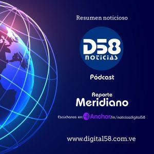 Reporte Meridiano 01.02.21 (Pódcast)