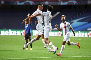 PSG voltea el marcador en los últimos minutos y está en semifinales de la Champions
