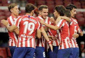 El Atlético de Madrid confirma dos casos de COVID-19 antes de viajar a Lisboa