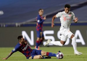 «El huracán» Bayern humilla al Barcelona con histórica goleada 2-8