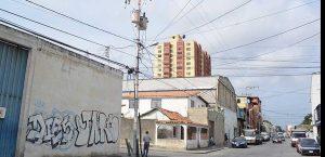 Una semana sin electricidad tiene el barrio Japón 2 de Barquisimeto