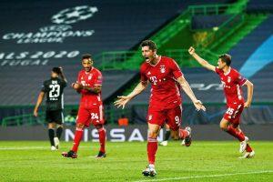 Bayern selló su boleto a la Final de Lisboa 2020