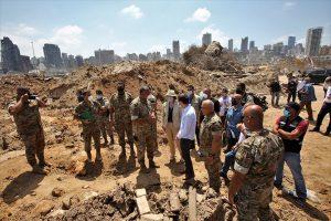 Un equipo del FBI llegará a Beirut en breve para participar en investigación