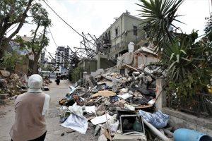 Acaba primera fase de labores de rescate en Beirut sin hallar supervivientes