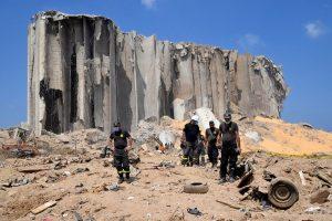 Líbano investiga posible «interferencia externa» en explosión en puerto de Beirut