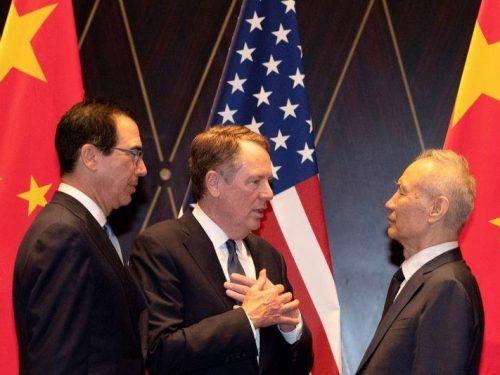 China y EEUU aplazan la revisión de su acuerdo comercial