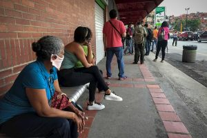 Venezuela con 869 casos confirmados supera récord diario de contagiados por COVID-19