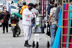 Venezuela nuevamente supera los mil contagios diarios por la pandemia COVID-19