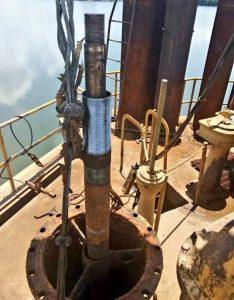 Motor de bombeo del embalse «Burro Negro» fue reparado para mejorar la distribución de agua en la COL