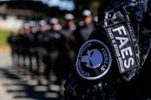 Neutralizaron a tres supuestos delincuentes en el municipio San Francisco