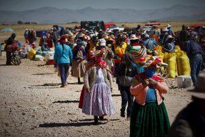 «Nada que celebrar» para los indígenas de Suramérica en su día internacional