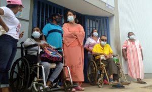 Pacientes renales del CDO solo tienes cinco máquinas de diálisis disponible
