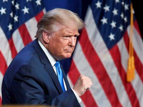 Los republicanos se rinden de nuevo ante Donald Trump como candidato presidencial