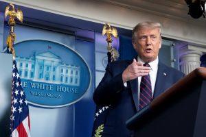 Trump dice que no participará en un debate virtual con Biden