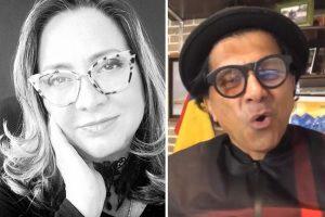 Elba Escobar contó todos los detalles sobre su relación con el actor Franklin Virgüez