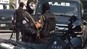Guaidó sobre el Faes: «Son un escuadrón de terror»
