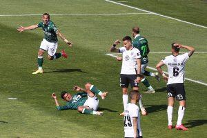 Con la participación de cinco jugadores venezolanos volvió a rodar el balón en Chile