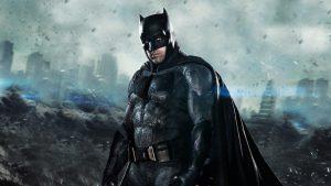 Ben Aflleck se viste nuevamente de «Batman» en la película «The Flash»