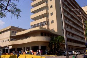 Durante la pandemia han muerto 16 personas contagiadas por la COVID-19  en el Hospital Central de San Cristóbal