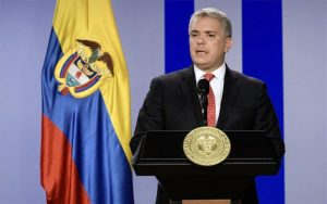 Duque denuncia que Nicolás Maduro intenta comprar misiles por medio de Irán