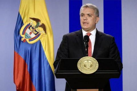 Duque envía mensaje de Fin de Año y llama a colombianos a trabajar para reactivar economía
