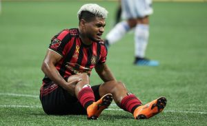 El Jugador venezolano Josef Martínez no jugará más por el resto de la temporada de la MLS