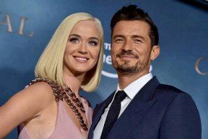 Katy Perry y Orlando Bloom se convierten en padres