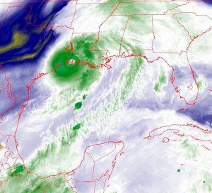 Laura tocó tierra en Luisiana (EE.UU.) como potente huracán categoría 4