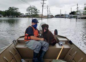 Restos del huracán «Laura» descargan lluvias sobre Arkansas en su camino hacia el este de EEUU