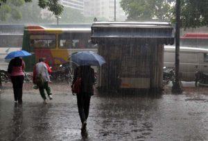 Continuarán las precipitaciones este domingo 16 de agosto en gran parte del país