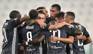 El Lyon sobrevive a Cristiano y prolonga la pesadilla del Juventus
