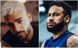 Maluma reveló lo que realmente sucedió con Neymar