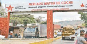 Realizarán pruebas de la COVID-19  en Mercado de Coche por petición de Nicolás Maduro
